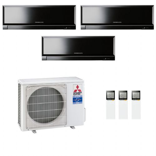 Mitsubishi Electric Air Conditioning MXZ-3D54VA 3 x 3.5Kw Zen Multi Room Wall Air Conditioning A 240V~50Hz